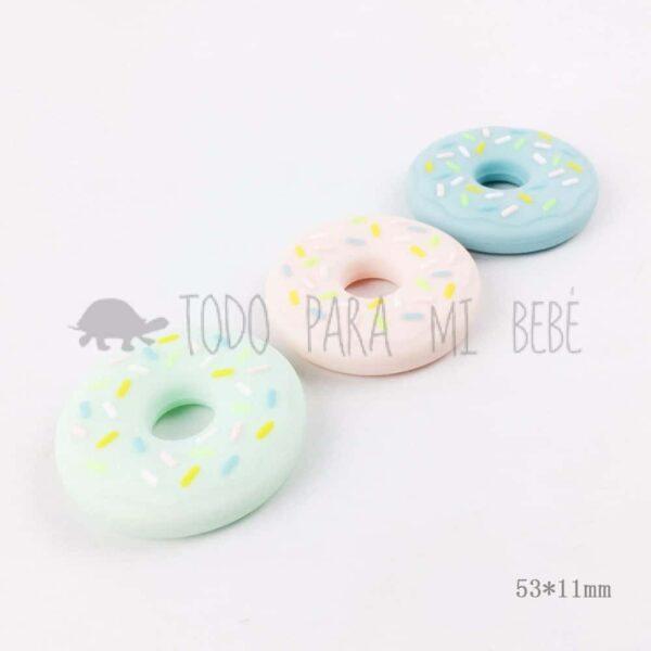 Donut De Silicona Alimenticia