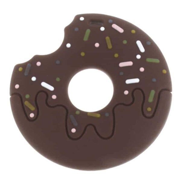 Donut Mordido de SIlicona Alimenticia