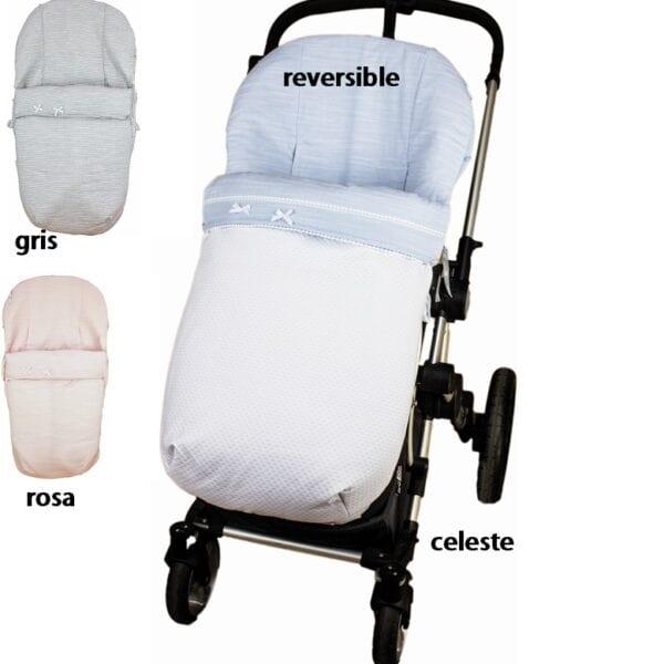 saco de silla universal algodon 626 en 3 colores mil rayas