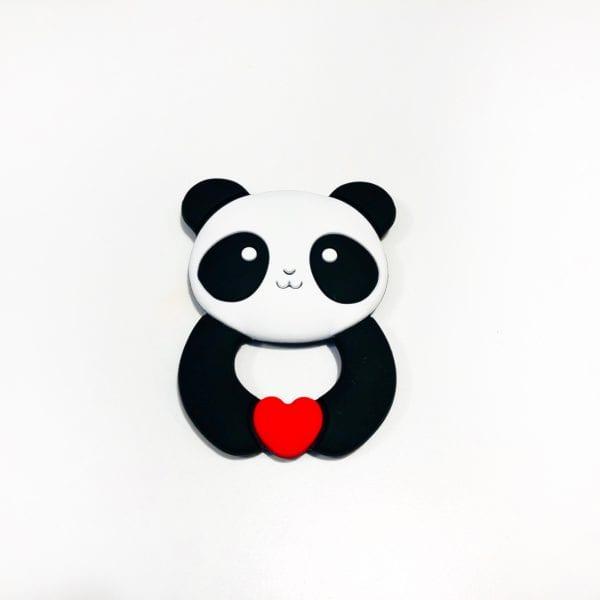 Panda de Silicona Alimenticia