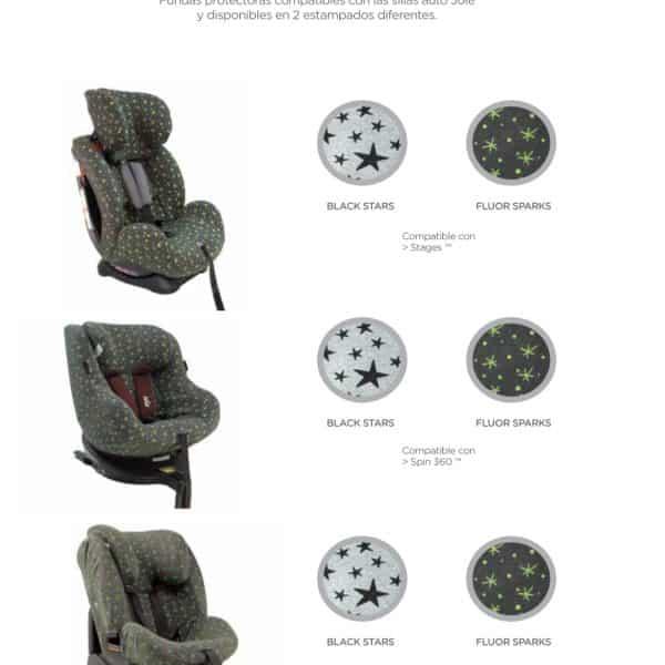 Fundas para sillas a contramarcha y todos modelos 2019 2
