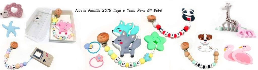 Chupeteros mordedor 2019