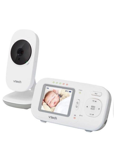 intercomunicador camara con pantalla LCD HD Vtech